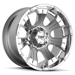 Tuff T-06 Chrome