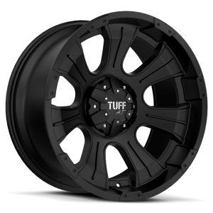 Tuff T-06 Full Satin Black