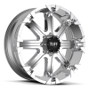 Tuff T-13 22X9.5 Chrome