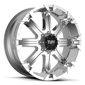 Tuff T-13 Chrome