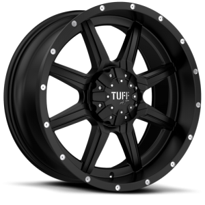 Tuff  T-14 Satin Black