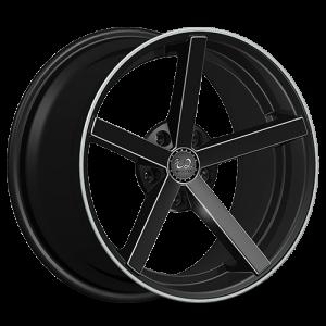 U2 33A 24X9.5 Black