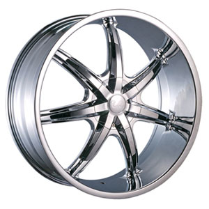 U2-35S Chrome Wheel Packages