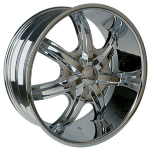 U2-35T Chrome Wheel Packages