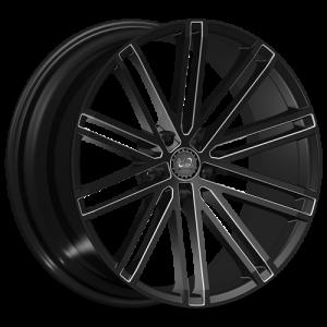 U2 36A 17X8.0 Black