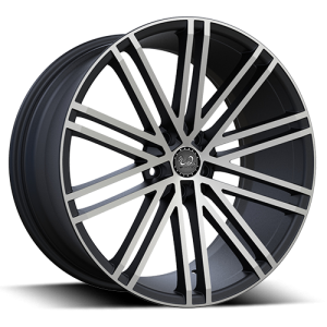 U2 36A 18X8.0 Black Machine