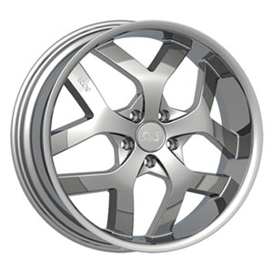 U2-50A Chrome Wheel Packages