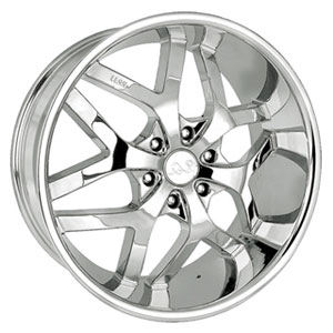 U2-50B Chrome Wheel Packages
