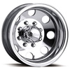 Ultra Type 02 Rear Chrome 17 X 6.5 Inch Wheel