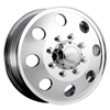 Ultra Type 02 Chrome 17 X 6.5 Inch Wheel