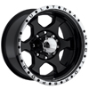 Ultra Rogue 175 Black 15 X 10 Inch Wheel