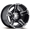 Ultra Nomad 173-174 Deep Gray 15 X 10 Inch Wheel