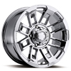 Ultra Grinder 213-214 Chrome 17 X 9 Inch  Wheel