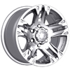 Ultra Maverick 234-235 Chrome 17 X 8 Inch Wheel