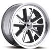 Ultra 454 Gray 17 X 8 Inch Wheel