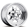 Ultra Octane 521 Chrome 15 X 4 Inch Wheel