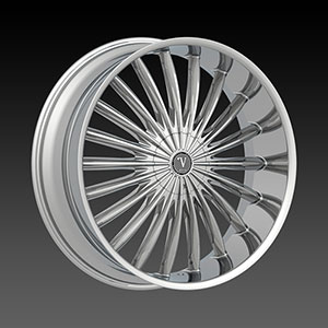 Velocity VW 11 Chrome Wheel Packages