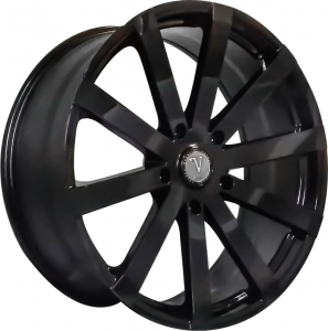Velocity VW 12 26X10 Black