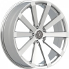 Velocity VW 12 24X8.5 Chrome