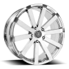 Velocity VW 12A 22X9.0 Chrome