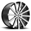 Velocity VW 12B 28X10 Black Machined