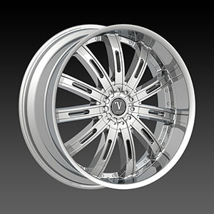 Velocity VW 14 Chrome Wheel Packages
