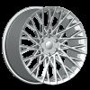 Velocity VW 16 22X9.5 Chrome