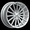 Velocity VW 17A 22X9 Chrome