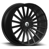 Velocity VW 17B 22X9.5 Black