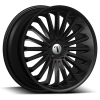 Velocity VW 18 24X9.5 Black