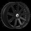 Velocity VW 19 17X7.0 Black