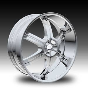 Velocity VW 935A Chrome Wheel Packages