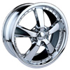 Velocity vw178 Chrome 20 X 8.5 Inch Wheel