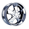 Velocity vw190 Chrome Center Cap