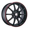 Velocity VW 211 Black Wheel Packages