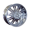Velocity vw600 Chrome 18 X 7.5 Inch Wheel