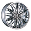 Velocity vw830 Chrome 22 X 8.0 Inch Wheel