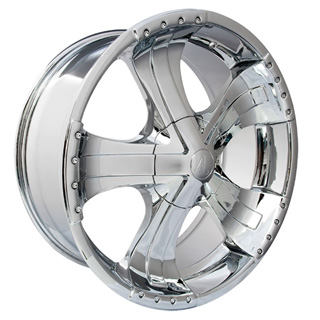 Velocity VW 866 Chrome Wheel Packages