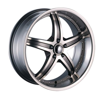 Velocity VW 880A Machined Wheel Packages