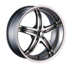 Velocity vw880A Chrome 20 X 8.5 Inch Wheel