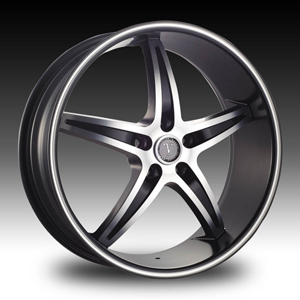 Velocity VW 925 Gloss Black Wheel Packages