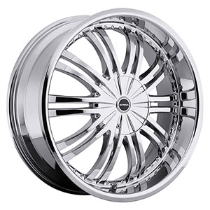 Strada Venti Chrome Wheel Packages