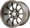 Verde Boost 15X9 Gloss Bronze