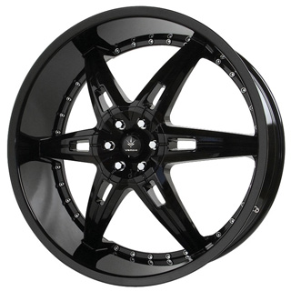 Verde Allusion Black Wheel Packages