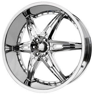 Verde Allusion Chrome Wheel Packages