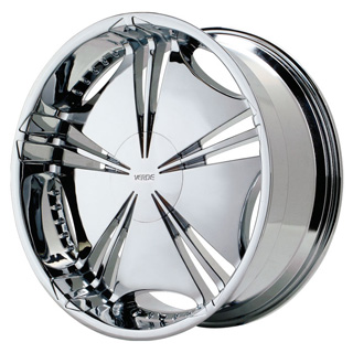 Verde Helix Chrome Wheel Packages