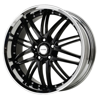 Verde Kaos Black Wheel Packages