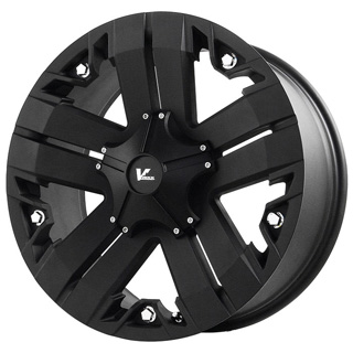 Verde Recon Matte Black Wheel Packages
