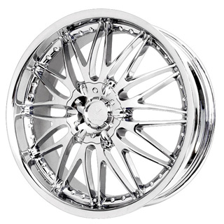 Verde Regency Chrome Wheel Packages