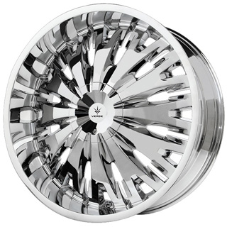 Verde Titanio Chrome Wheel Packages
